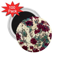 Floral Dreams 10 2.25  Magnets (100 pack)