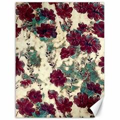 Floral Dreams 10 Canvas 18  x 24