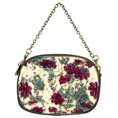Floral Dreams 10 Chain Purses (One Side)
