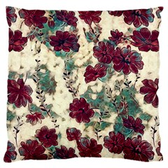 Floral Dreams 10 Large Cushion Case (Two Sides)