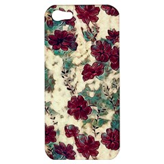 Floral Dreams 10 Apple iPhone 5 Hardshell Case
