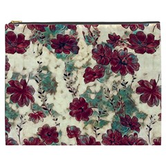 Floral Dreams 10 Cosmetic Bag (XXXL)