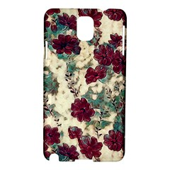 Floral Dreams 10 Samsung Galaxy Note 3 N9005 Hardshell Case