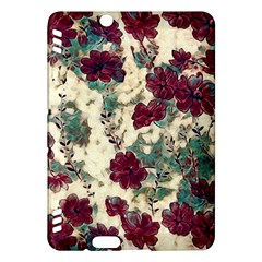 Floral Dreams 10 Kindle Fire HDX Hardshell Case