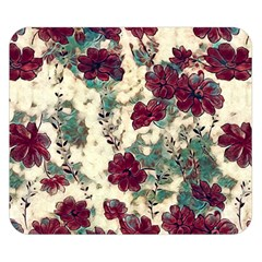Floral Dreams 10 Double Sided Flano Blanket (Small)