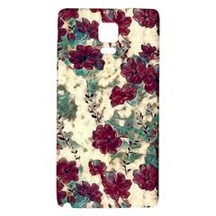 Floral Dreams 10 Galaxy Note 4 Back Case