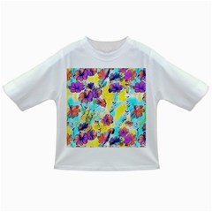 Floral Dreams 12 Infant/Toddler T-Shirts