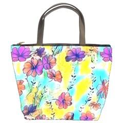 Floral Dreams 12 Bucket Bags