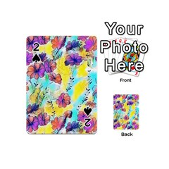Floral Dreams 12 Playing Cards 54 (Mini)