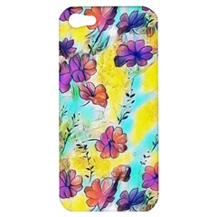 Floral Dreams 12 Apple iPhone 5 Hardshell Case