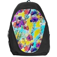 Floral Dreams 12 Backpack Bag
