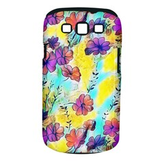 Floral Dreams 12 Samsung Galaxy S III Classic Hardshell Case (PC+Silicone)