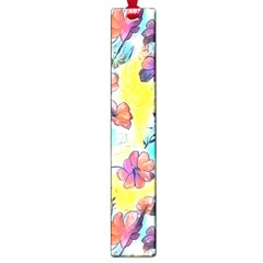 Floral Dreams 12 Large Book Marks