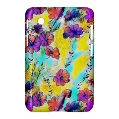 Floral Dreams 12 Samsung Galaxy Tab 2 (7 ) P3100 Hardshell Case