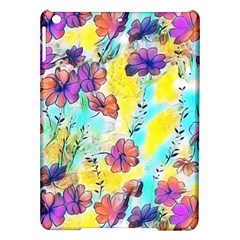 Floral Dreams 12 iPad Air Hardshell Cases