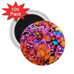 Floral Dreams 15 2.25  Magnets (100 pack)
