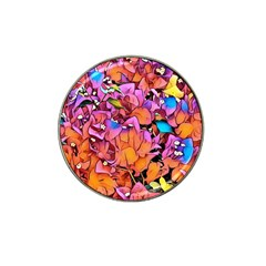 Floral Dreams 15 Hat Clip Ball Marker (10 pack)
