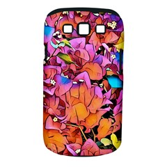 Floral Dreams 15 Samsung Galaxy S III Classic Hardshell Case (PC+Silicone)