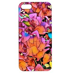 Floral Dreams 15 Apple iPhone 5 Hardshell Case with Stand