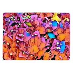 Floral Dreams 15 Samsung Galaxy Tab 10.1  P7500 Flip Case
