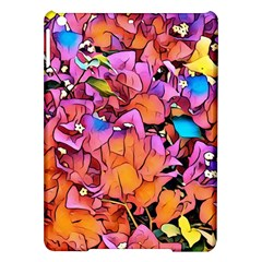Floral Dreams 15 iPad Air Hardshell Cases