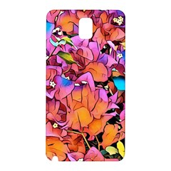 Floral Dreams 15 Samsung Galaxy Note 3 N9005 Hardshell Back Case