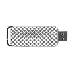 Pattern Portable USB Flash (Two Sides)