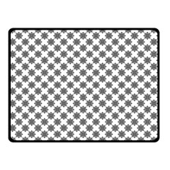Pattern Double Sided Fleece Blanket (Small)
