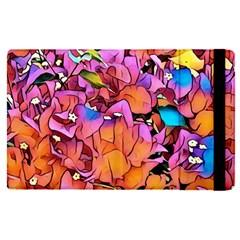 Floral Dreams 15 Apple Ipad Pro 9 7   Flip Case