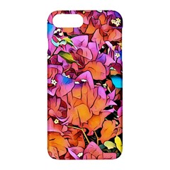 Floral Dreams 15 Apple iPhone 7 Plus Hardshell Case