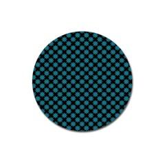 Pattern Magnet 3  (Round)