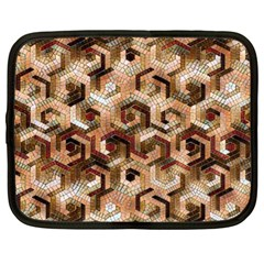 Pattern Factory 23 Brown Netbook Case (XL)