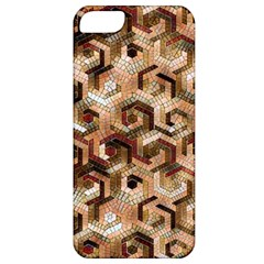 Pattern Factory 23 Brown Apple iPhone 5 Classic Hardshell Case