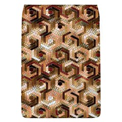 Pattern Factory 23 Brown Flap Covers (L)