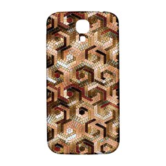 Pattern Factory 23 Brown Samsung Galaxy S4 I9500/I9505  Hardshell Back Case