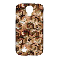 Pattern Factory 23 Brown Samsung Galaxy S4 Classic Hardshell Case (PC+Silicone)