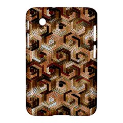 Pattern Factory 23 Brown Samsung Galaxy Tab 2 (7 ) P3100 Hardshell Case