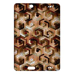 Pattern Factory 23 Brown Amazon Kindle Fire HD (2013) Hardshell Case