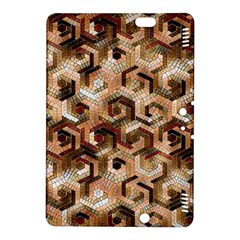 Pattern Factory 23 Brown Kindle Fire HDX 8.9  Hardshell Case