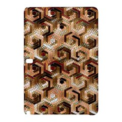 Pattern Factory 23 Brown Samsung Galaxy Tab Pro 12.2 Hardshell Case