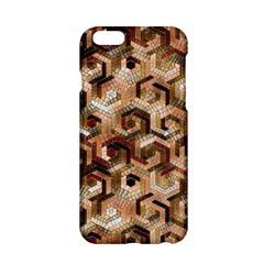 Pattern Factory 23 Brown Apple iPhone 6/6S Hardshell Case