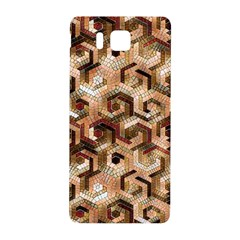 Pattern Factory 23 Brown Samsung Galaxy Alpha Hardshell Back Case