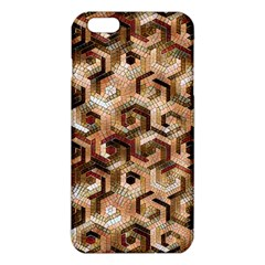 Pattern Factory 23 Brown iPhone 6 Plus/6S Plus TPU Case