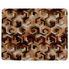 Pattern Factory 23 Brown Jigsaw Puzzle Photo Stand (Rectangular)