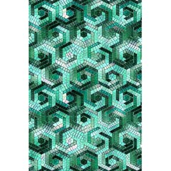 Pattern Factory 23 Teal 5.5  x 8.5  Notebooks