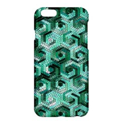 Pattern Factory 23 Teal Apple iPhone 6 Plus/6S Plus Hardshell Case