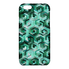 Pattern Factory 23 Teal iPhone 6/6S TPU Case