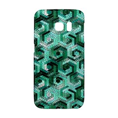 Pattern Factory 23 Teal Galaxy S6 Edge