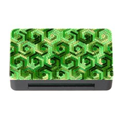 Pattern Factory 23 Green Memory Card Reader with CF