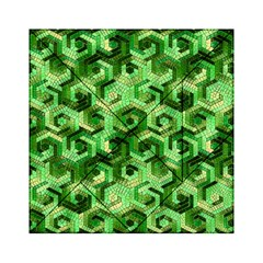 Pattern Factory 23 Green Acrylic Tangram Puzzle (6  x 6 )